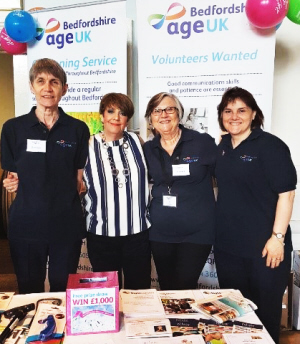 Ageing Well Exhibition 2016