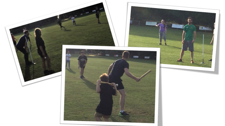Anyone For Rounders