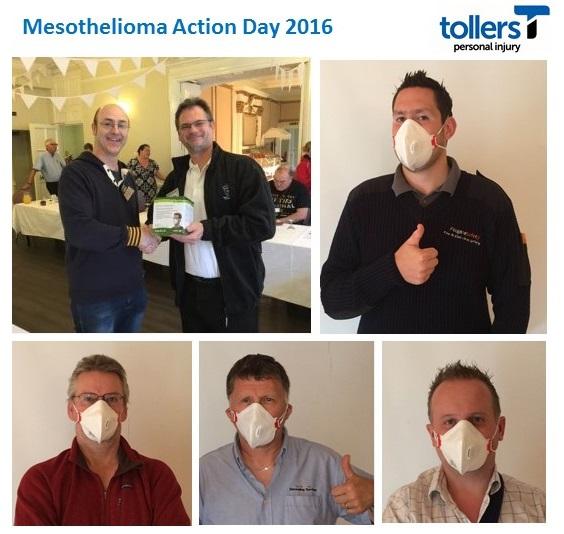Mesothelioma Action Day UK 2016