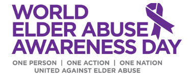 Today Is World Elder Abuse Awareness Days 10th Anniversary