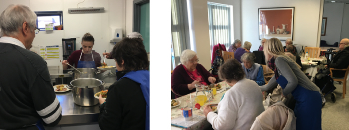 Tollers Volunteer at Age UK Milton Keynes